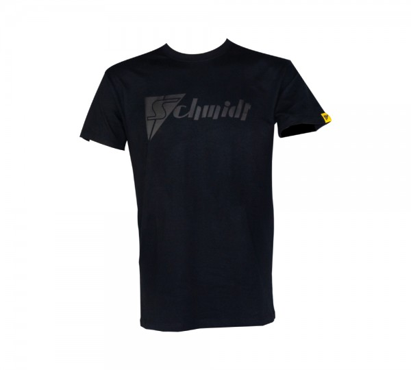 T-Shirt Schmidt Revolution Black Everyday Uni