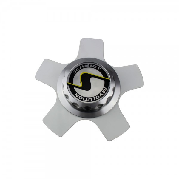 Centerlock XS5 silber Komplettsatz ceramic white