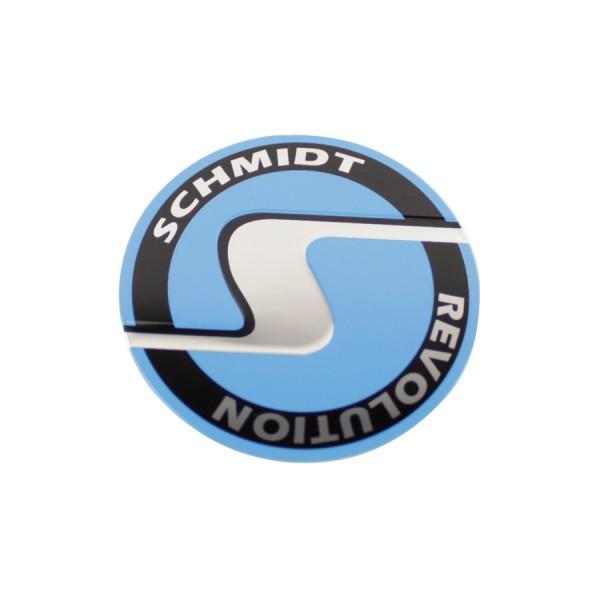 Schmidt Revolution Linse 60mm blau