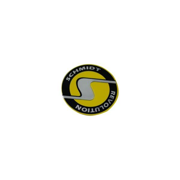 Schmidt Revolution Linse 45mm gelb