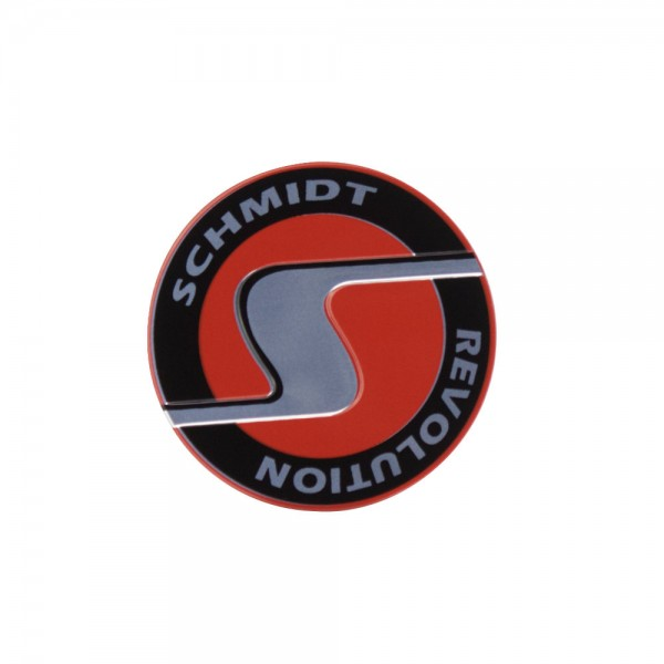 Schmidt Revolution Linse 45mm rot