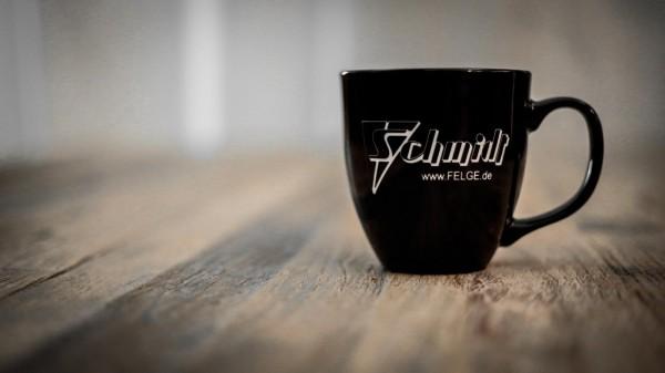 Schmidt Cup - Tasse mit Gravur