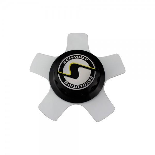 Centerlock XS5 schwarz Komplettsatz CeramicWhite