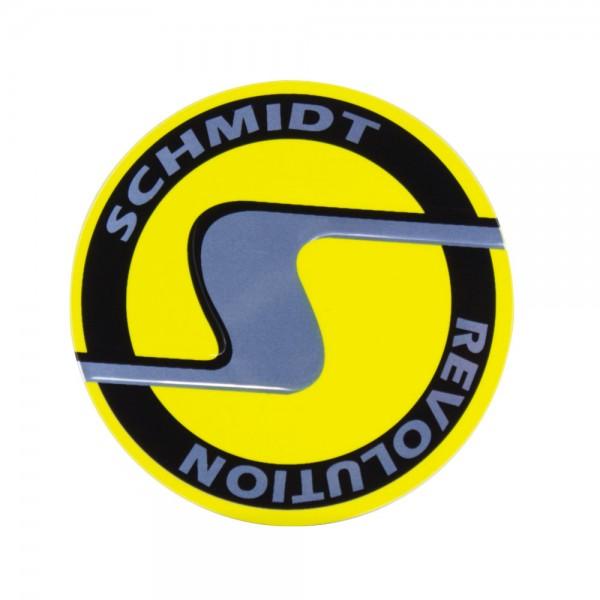Schmidt Revolution Linse 60mm gelb