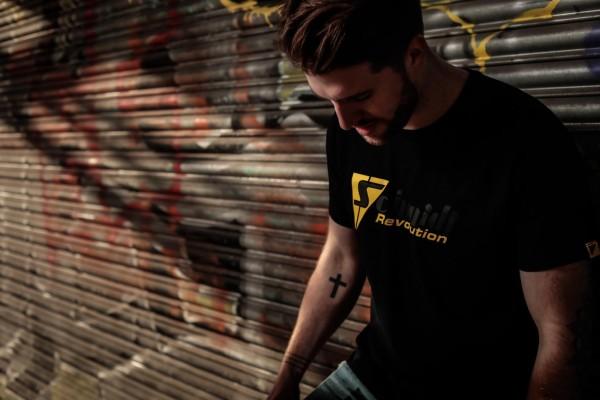 T-Shirt Schmidt Revolution Uni